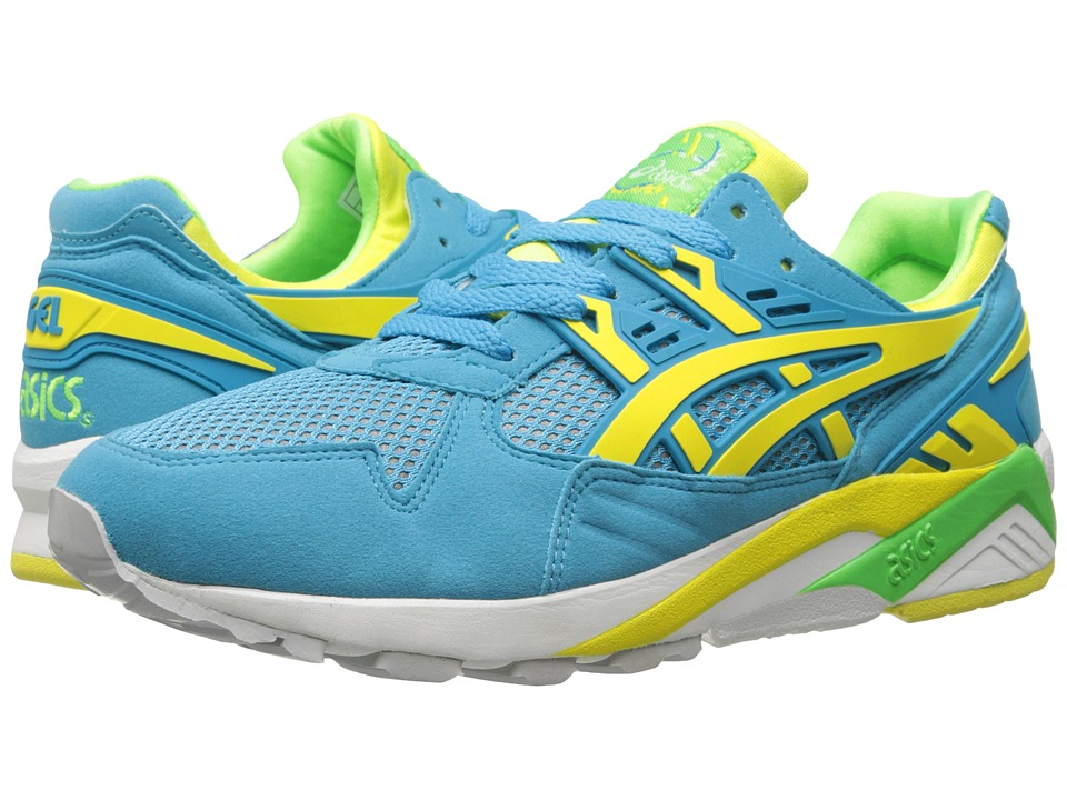 Onitsuka Tiger by Asics - Gel-Kayano Trainer (Atomic Blue/Blazing Yellow) Men's Shoes