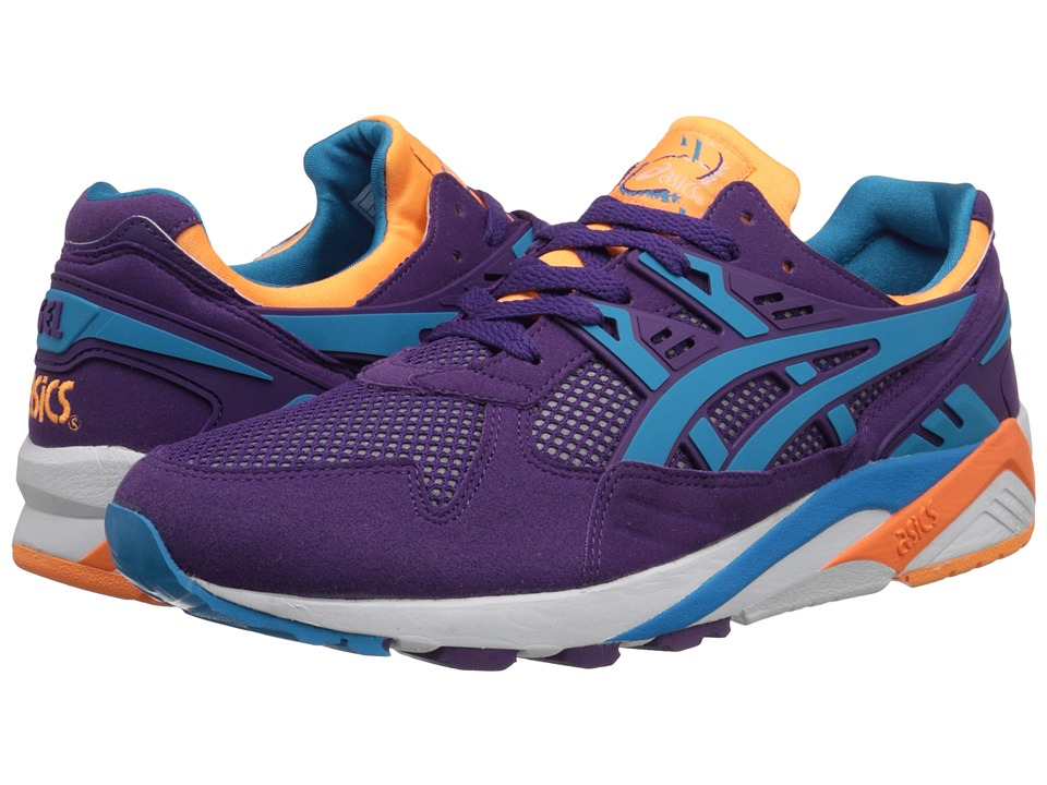 Onitsuka Tiger by Asics - Gel-Kayano Trainer (Purple/Atomic Blue) Men