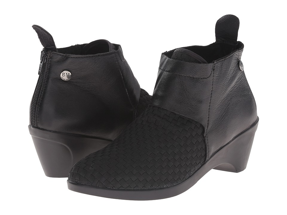 bernie mev. - Zen Celine (Black) Women's 1-2 inch heel Shoes