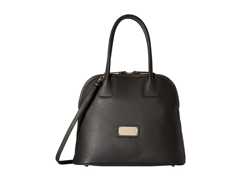 Valentino Bags by Mario Valentino - Ally (Grey 1) Satchel Handbags