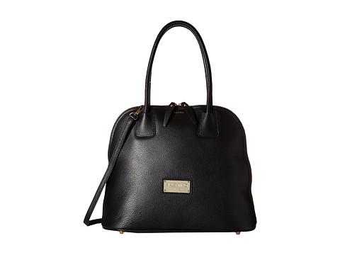 Valentino Bags by Mario Valentino - Ally (Black 1) Satchel Handbags