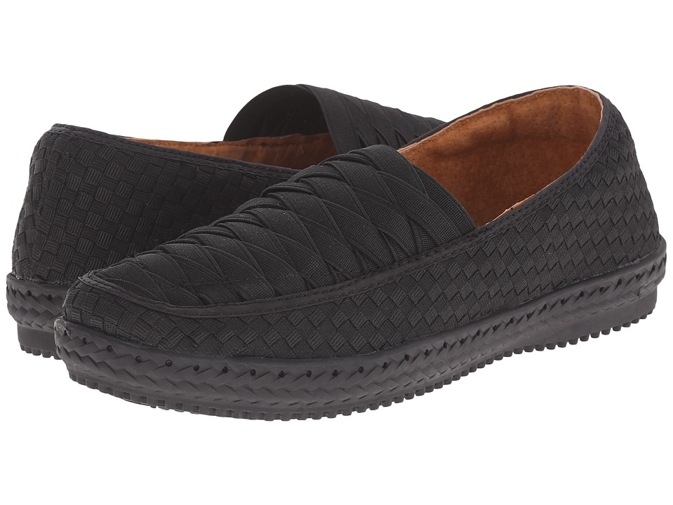 bernie mev. - Lola (Black) Women's Flat Shoes