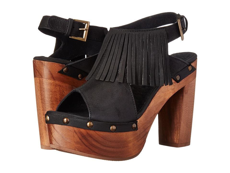 Cordani Tijuana (Black Suede) High Heels