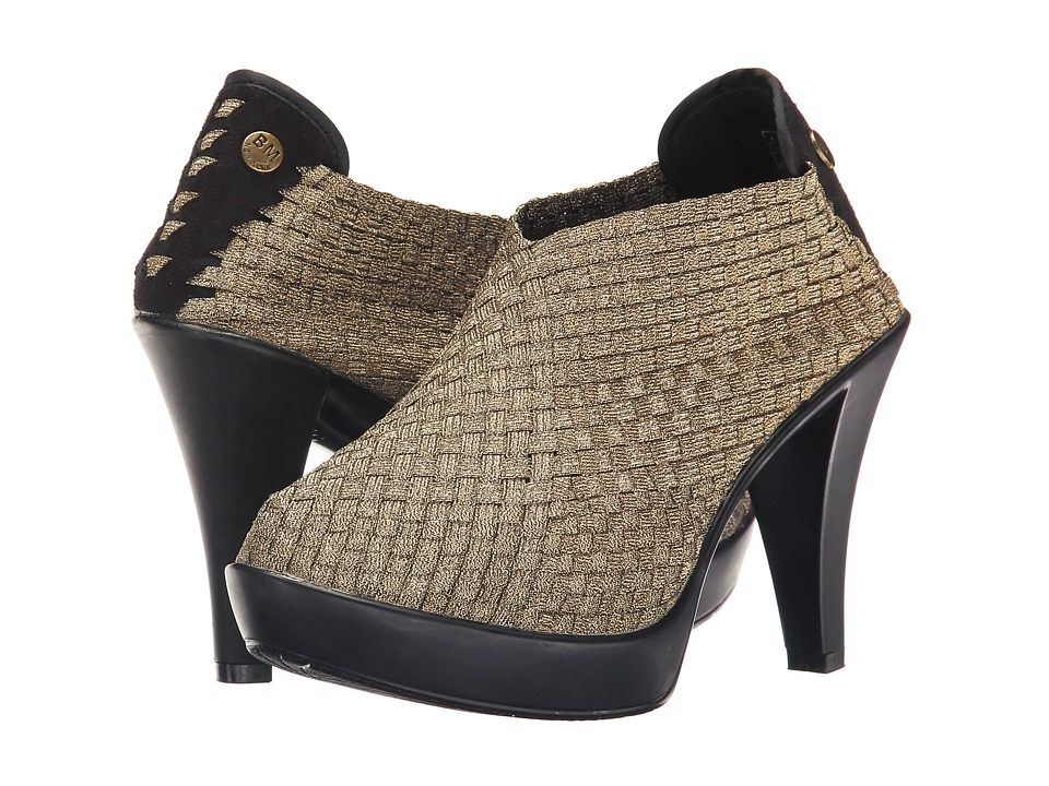 bernie mev. - Paris (Bronze) High Heels