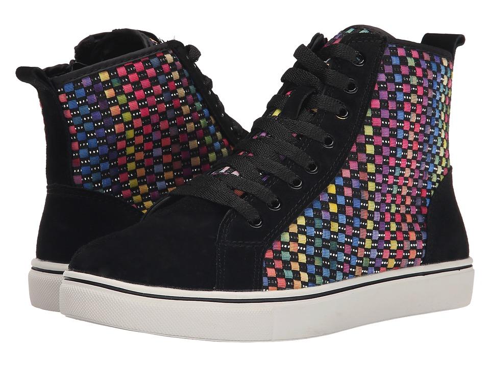 bernie mev. - Classics (Black Multi) Women's Lace up casual Shoes