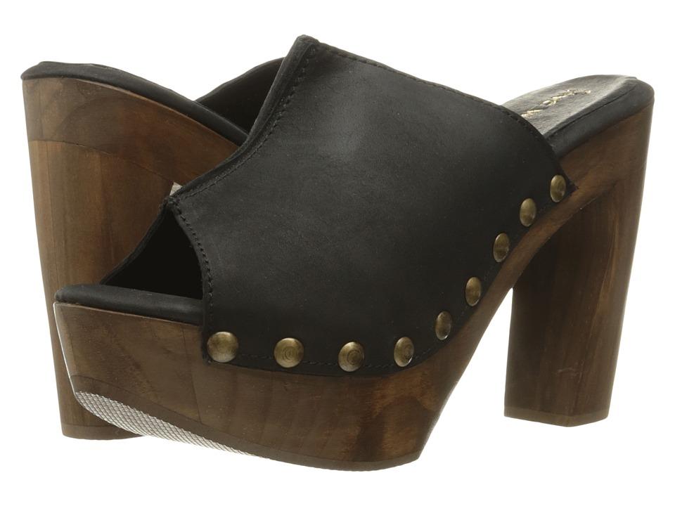 Cordani Jimenez (Black Nubuck) High Heels