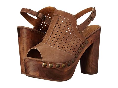 Cordani - Tampico (Walnut Nubuck) High Heels