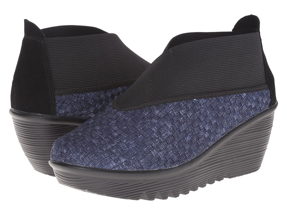 bernie mev. - Hush (Jeans) Women's Wedge Shoes