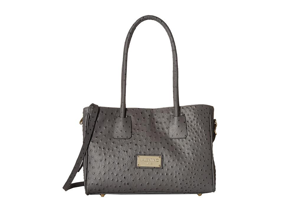 Valentino Bags by Mario Valentino - Calista (Grey 1) Shoulder Handbags