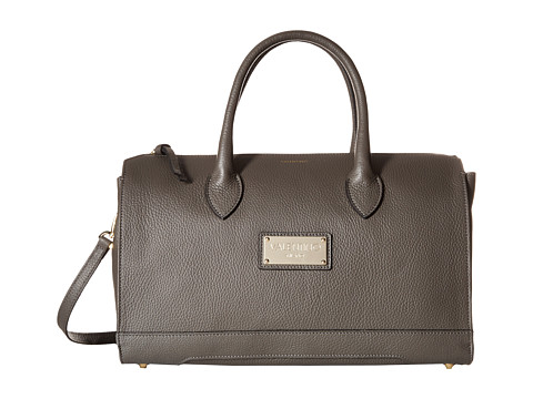 Valentino Bags by Mario Valentino - Ginger (Grey 1) Satchel Handbags