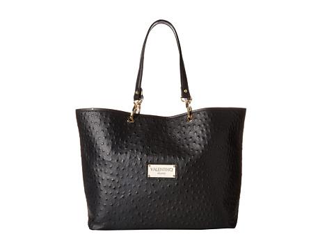 Valentino Bags by Mario Valentino - Siria (Black 1) Tote Handbags