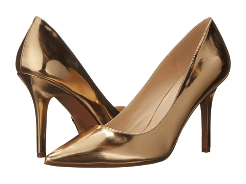 Nine West - Jackpot (Gold Metallic) High Heels
