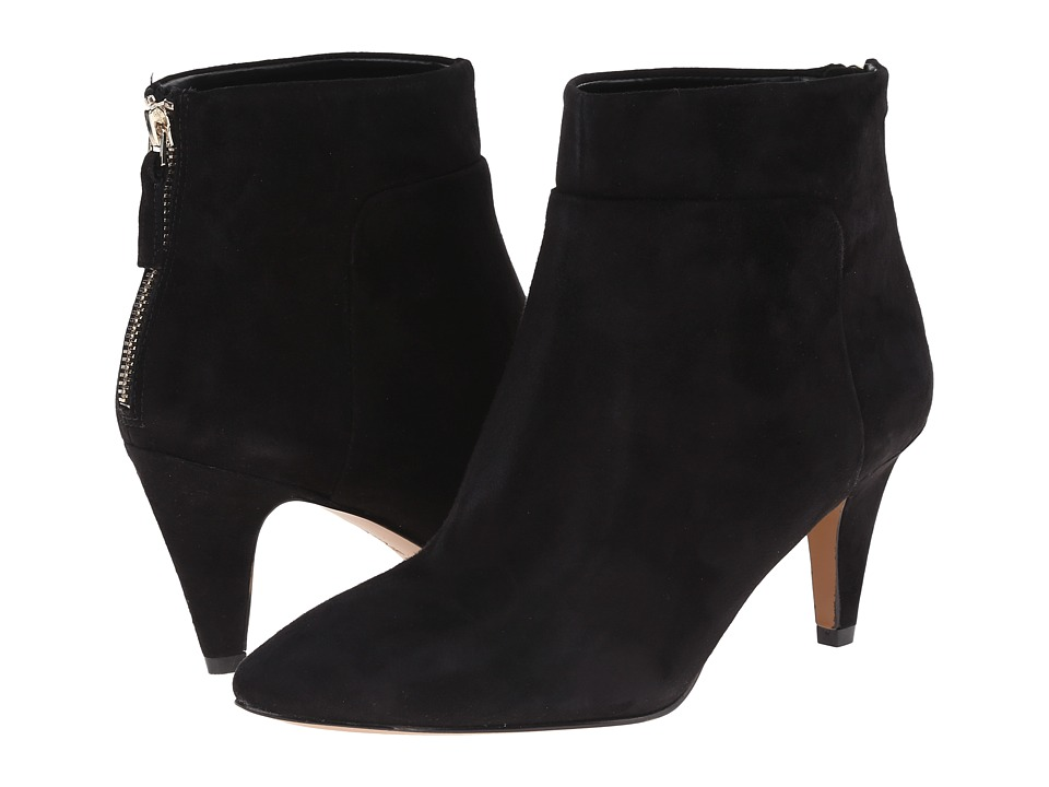 Nine West - Jinxie (Black Suede) Women
