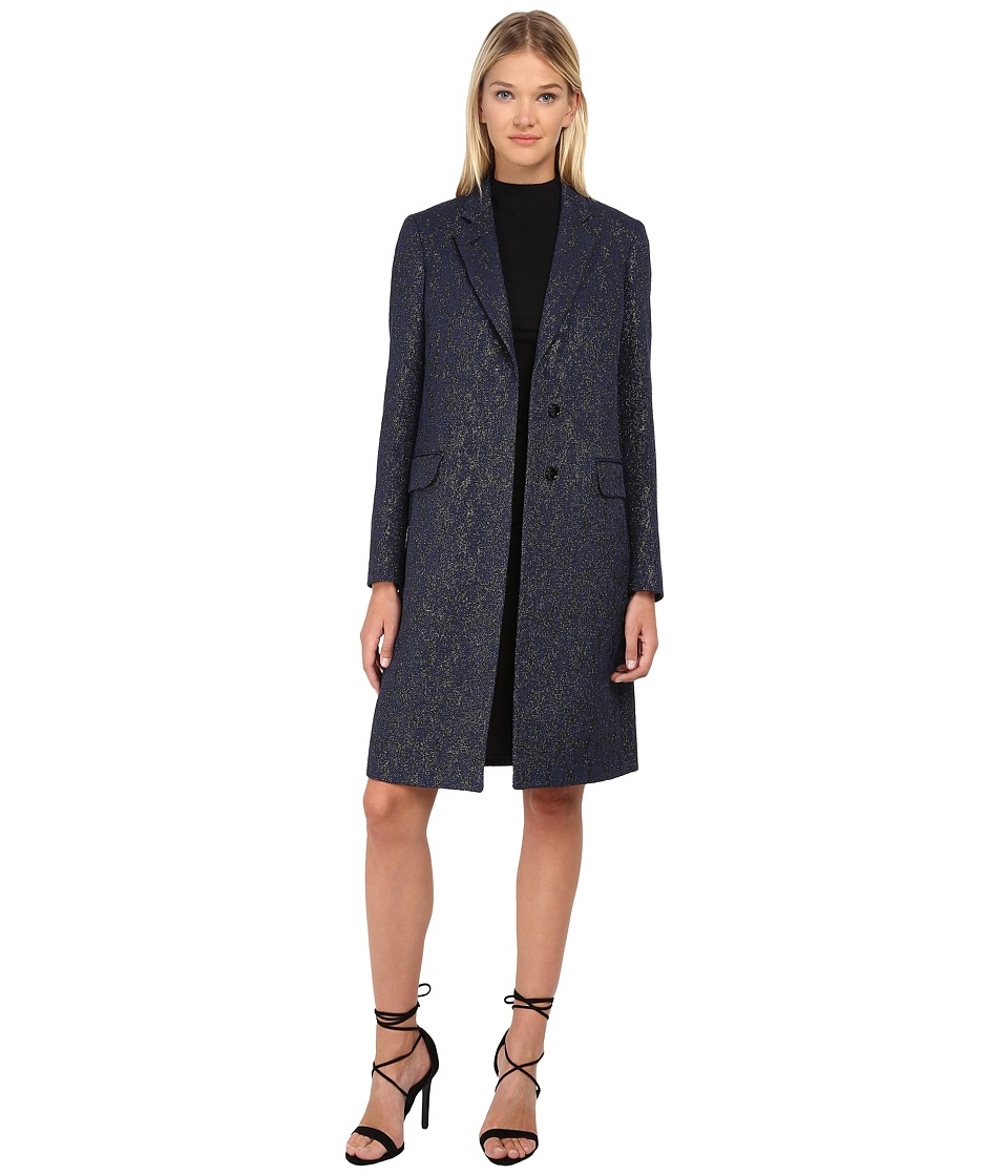 Paul Smith - Marble Coat (Black) Girl