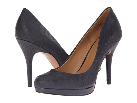 Nine West - Kristal (Navy Reptile) Women