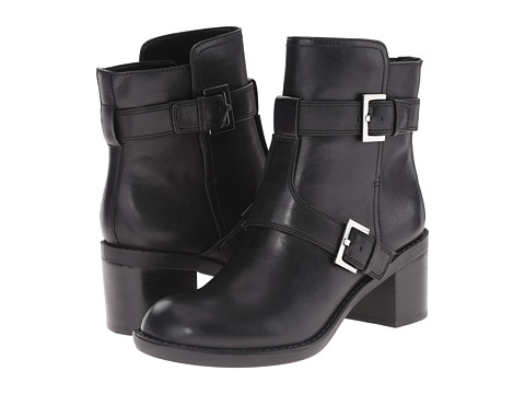 Nine West - Lorena (Black Leather) Women's Boots