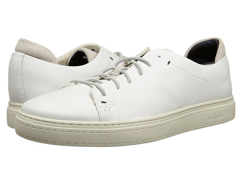 Paul Smith - Mono Lux Bowie Sneaker (White) Men