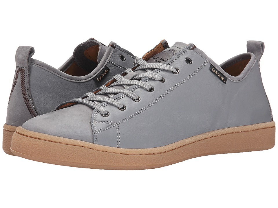 Paul Smith - Calf Miyata Sneaker (Piombo) Men's Shoes