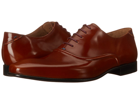 Paul Smith - Hobar High Shine Starling Oxford (Tan) Men