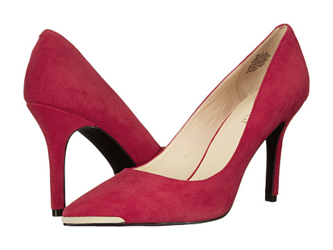 Nine West - Mastic (Red Suede) High Heels