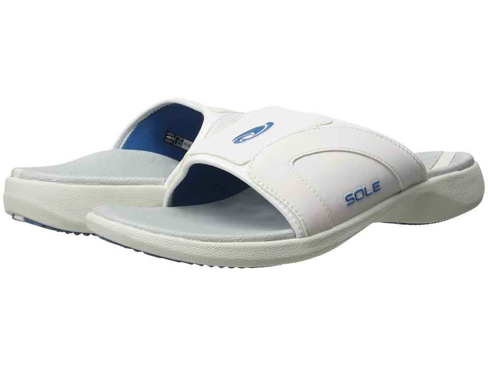 SOLE - Sport Slide (Yeti) Men's Slide Shoes