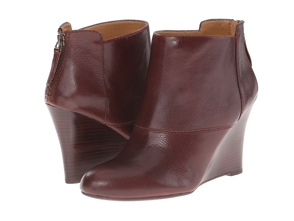 Nine West - Optimistic (Brown Leather) Women