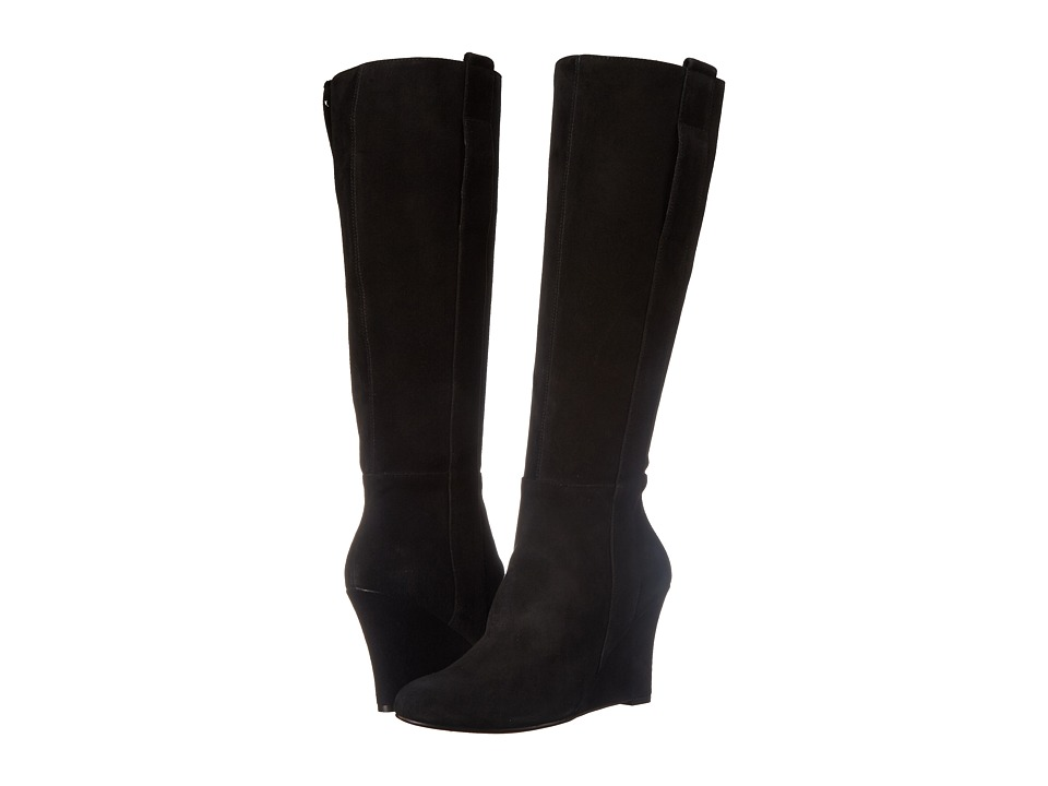 Nine West - Oran (Black Suede) Women's Boots