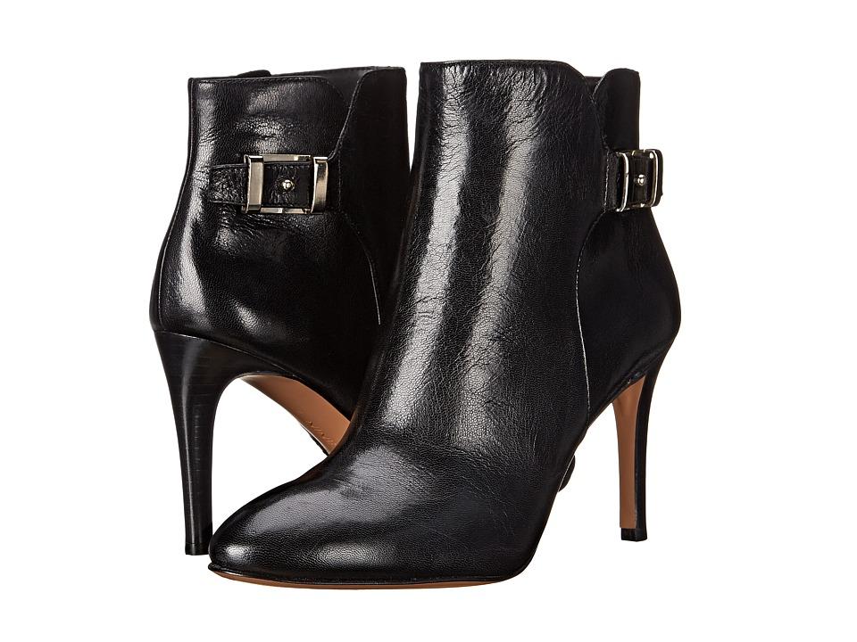 Nine West - Palafox (Black Leather) Women