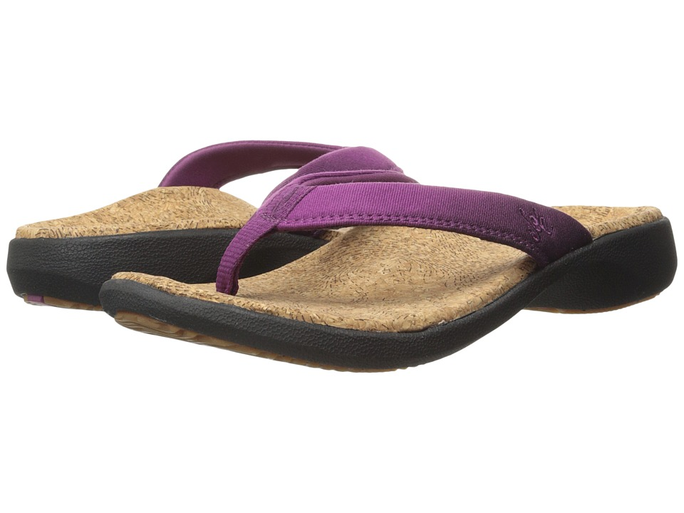 SOLE - Cork Flips (Gala) Women's Sandals