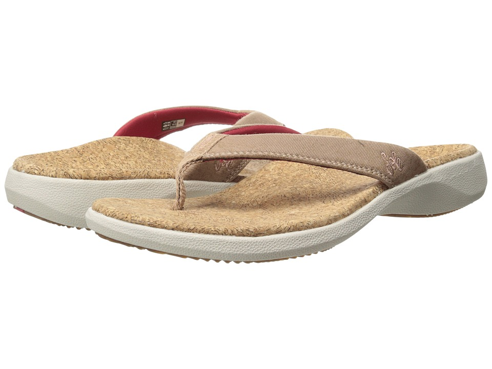 SOLE - Cork Flips (Dutch) Women's Sandals