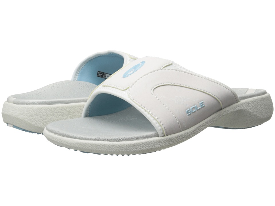 SOLE - Sport Slides (Polar) Women's Slide Shoes