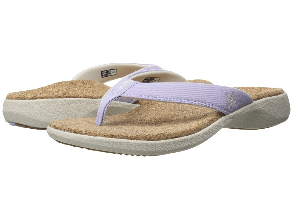 SOLE - Cork Flips (Aura) Women's Sandals