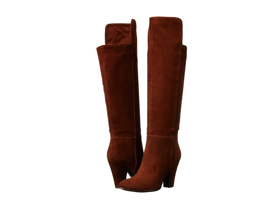 Nine West Quikstep (Brown Suede) Women