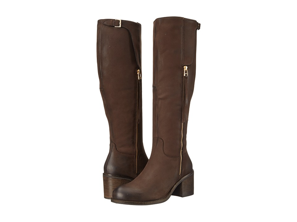 Steve Madden - Antsy (Brown Leather) Women