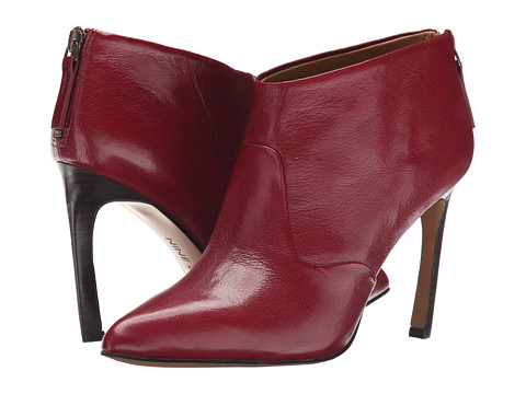 Nine West - Swarm (Dark Red Leather) Women