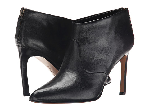Nine West - Swarm (Black Leather) Women's Pull-on Boots