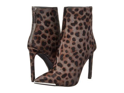 Nine West - Turnstyle (Dark Grey Multi/Black Pony) Women's Boots