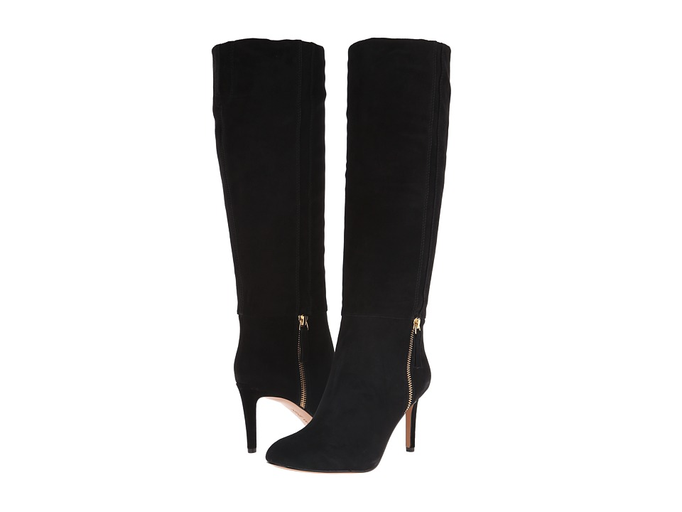 Nine West - Vintage (Black Suede) Women's Boots