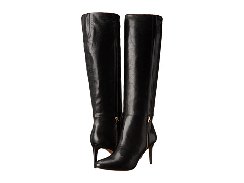 Nine West - Vintage (Black Leather) Women