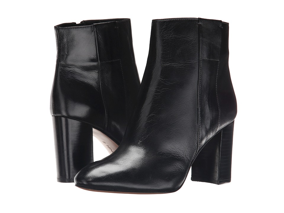 Nine West - Whynot (Black Leather) Women