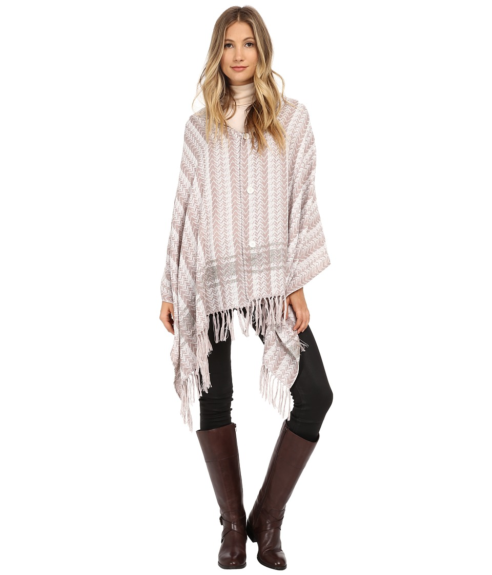 BCBGeneration - Global (Whisper White) Scarves