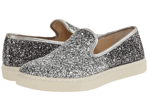 Blue by Betsey Johnson - Eve (Silver Glitter) Women