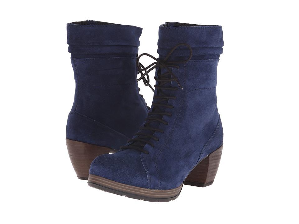 Wolky - Dhofar (Jeans Suede) Women