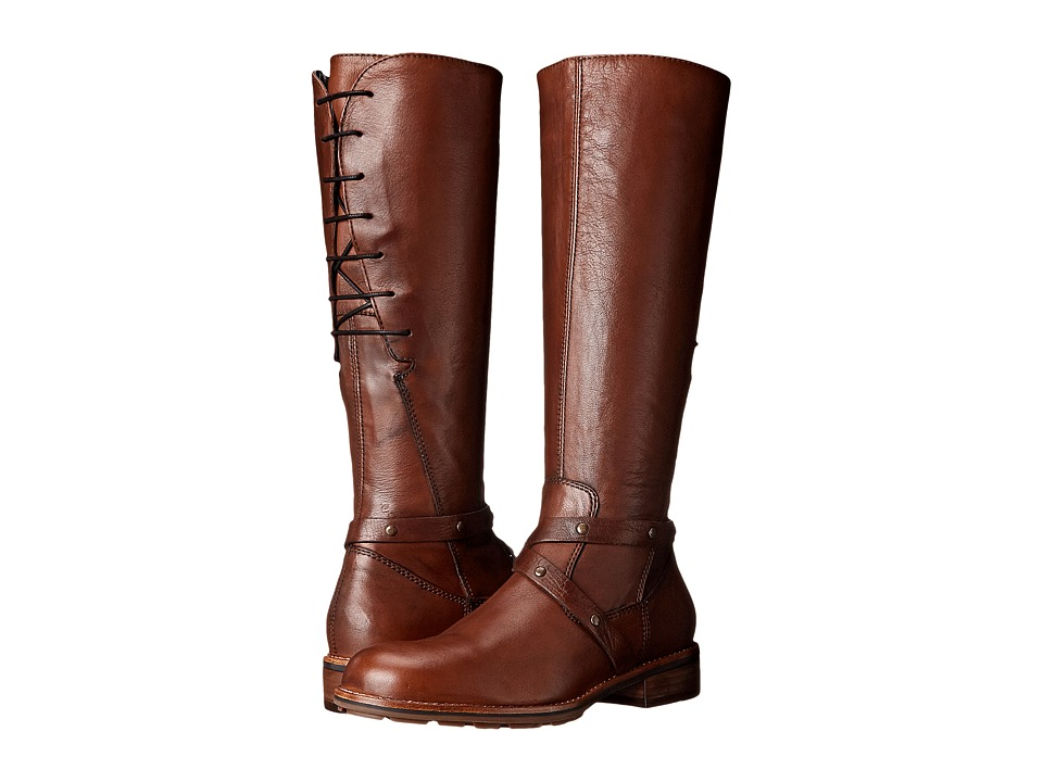 Good Sale Wolky Belmore Womens Cognac boots Ay6Olo Ok