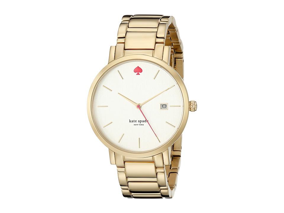Kate Spade New York - Gramercy Grand - 1YRU0009 (Gold 1) Watches