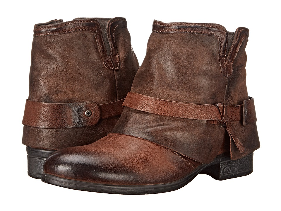Miz Mooz - Seymour (Chestnut) Women's Pull-on Boots