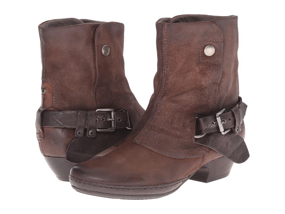 Miz Mooz Evelyn (Chestnut) Cowboy Boots