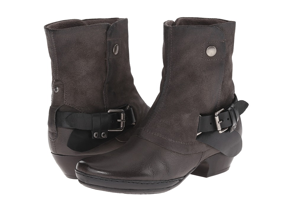 Miz Mooz Evelyn (Grey) Cowboy Boots