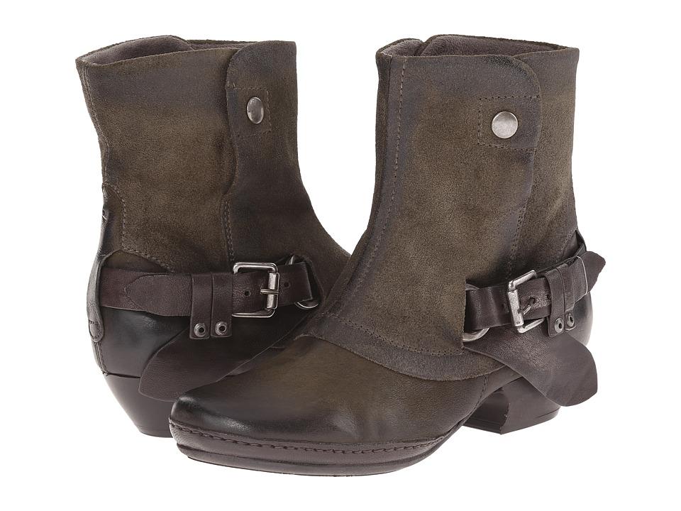 Miz Mooz - Evelyn (Olive) Cowboy Boots