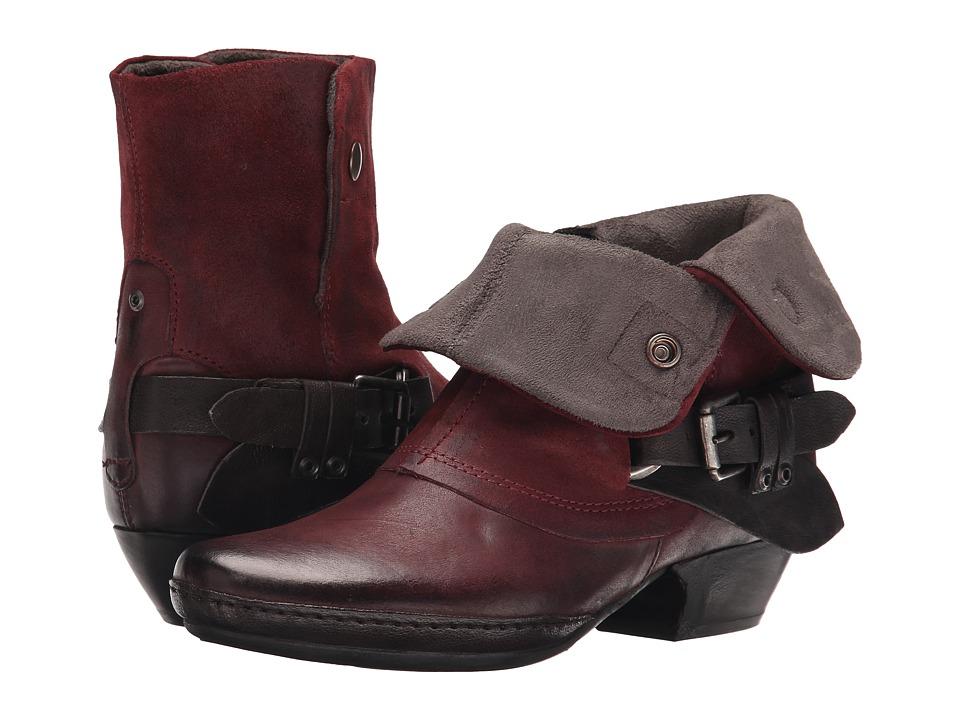 Miz Mooz - Evelyn (Red) Cowboy Boots